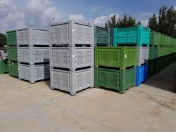 Bins containers - Lot 2 (Auction 3651)