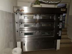 Mondial Forni Ovens and Planetary mixer Sottoriva - Lot 4 (Auction 3652)