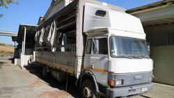 Iveco truck - Lot 21 (Auction 3655)