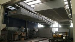 Saico spray booths - Lot 7 (Auction 3655)