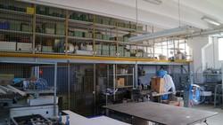 Struttura soppalco in metallo - Lotto 18 (Asta 36550)