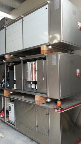 1#3657 Macchinari per la produzione di aria calda fredda e purificazione aria