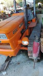 Gerardi hydraulic plow and Fiat 455 C tracked tractor - Lot  (Auction 3663)