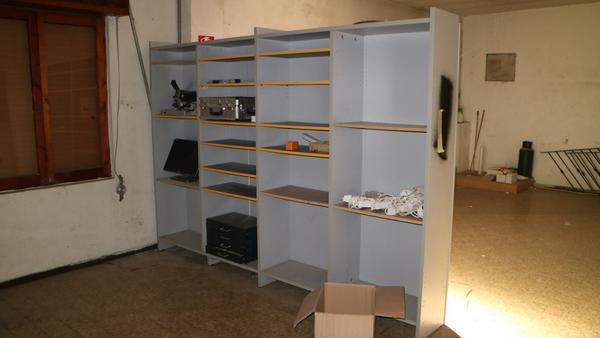 Immagine n. 1 - 1#3666 Arredi ufficio e attrezzature officina