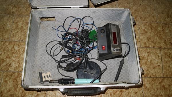 Immagine n. 6 - 1#3666 Arredi ufficio e attrezzature officina