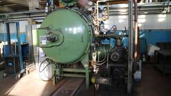 Oven for vacuum heat treatment Cofi - Lote 18 (Subasta 3667)