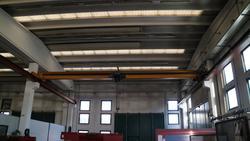 Demag overhead crane - Lot 29 (Auction 3667)