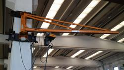 Marte crane with push button panel - Lot 30 (Auction 3667)