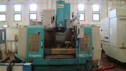 Agma CNC milling machine - Lote 40 (Subasta 3667)