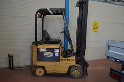Hyster forklift - Lot 59 (Auction 3667)