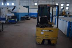 Caterpillar F35 forklift - Lot 60 (Auction 3667)