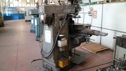 Rambaudi Supermax manual milling machine - Lot 7 (Auction 3667)