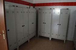 Dressing lockers - Lot 72 (Auction 3667)