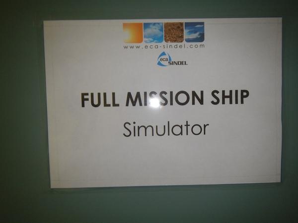 Immagine n. 3 - 2#3668 Demo per addestramento team plancia nave