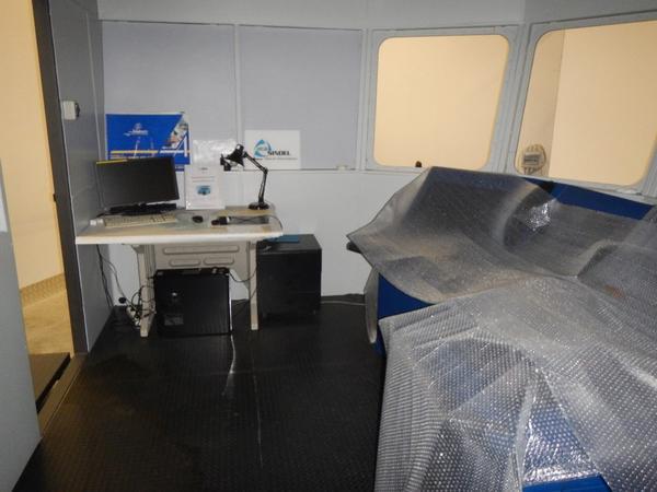 Immagine n. 5 - 2#3668 Demo per addestramento team plancia nave