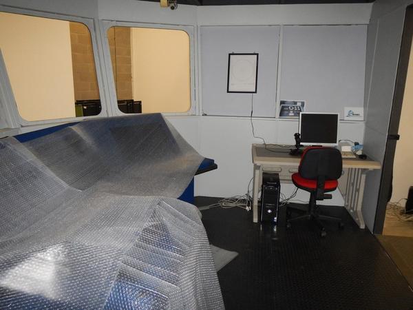 Immagine n. 6 - 2#3668 Demo per addestramento team plancia nave