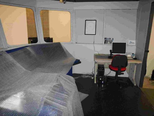 Immagine n. 7 - 2#3668 Demo per addestramento team plancia nave
