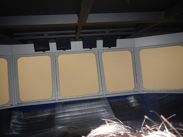 Immagine n. 8 - 2#3668 Demo per addestramento team plancia nave