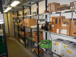 Electronic and IT components warehouse - Lot 4 (Auction 3668)