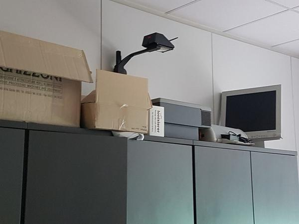 Immagine n. 47 - 6#3668 Arredi e attrezzature uffico