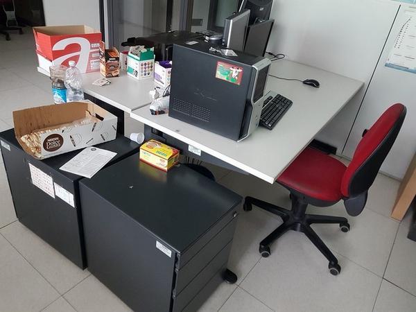 Immagine n. 105 - 6#3668 Arredi e attrezzature uffico