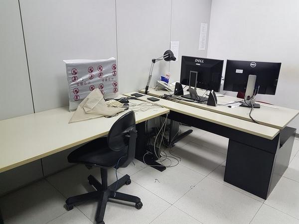 Immagine n. 126 - 6#3668 Arredi e attrezzature uffico