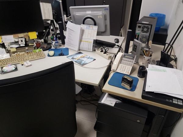 Immagine n. 133 - 6#3668 Arredi e attrezzature uffico