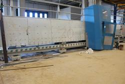 CSM Deltaprogetti glass seaming  grinding machine - Lot 13 (Auction 3669)