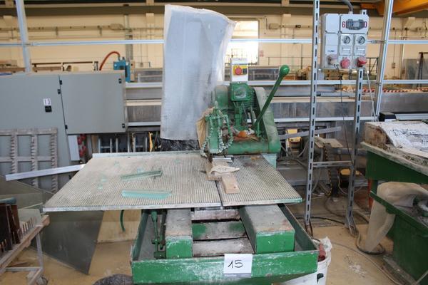 15#3669 Macchine per lavorazione vetro