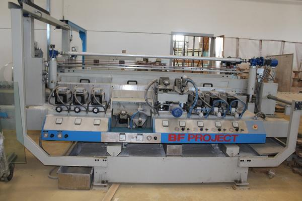 Immagine n. 2 - 18#3669 Molatrice BF Project e lavatrice Triulzi