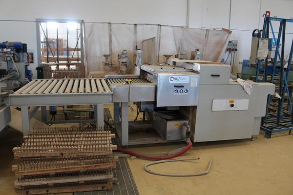 Immagine n. 3 - 18#3669 Molatrice BF Project e lavatrice Triulzi