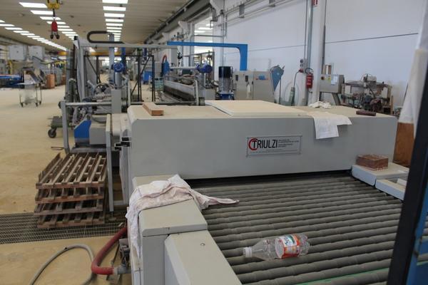 Immagine n. 5 - 18#3669 Molatrice BF Project e lavatrice Triulzi