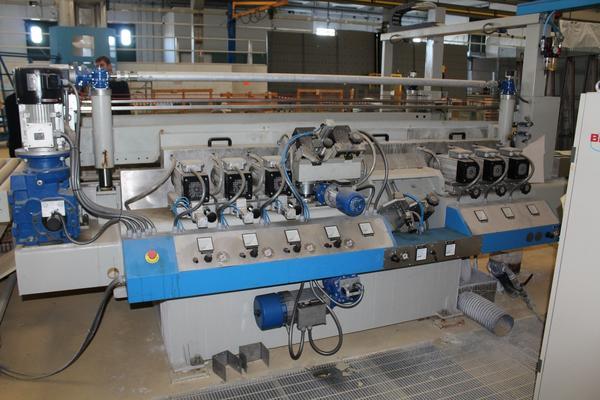Immagine n. 9 - 18#3669 Molatrice BF Project e lavatrice Triulzi