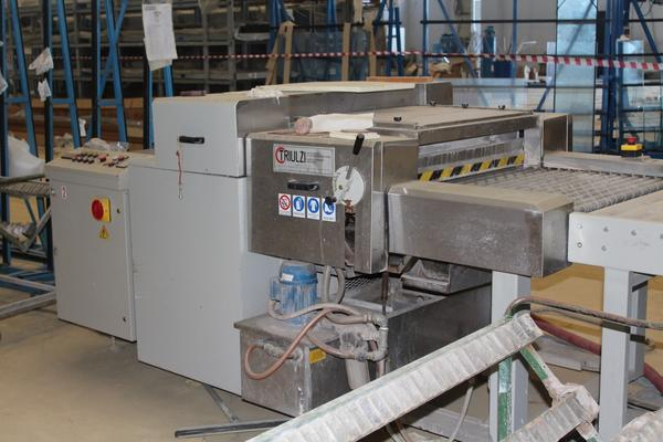 Immagine n. 10 - 18#3669 Molatrice BF Project e lavatrice Triulzi