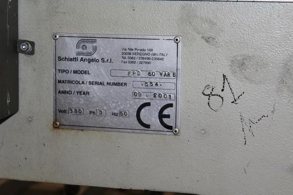 Immagine n. 7 - 20#3669 Trapano con banco Schiatti Angelo Srl