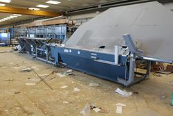Lisec vertical bending machine - Lot 22 (Auction 3669)