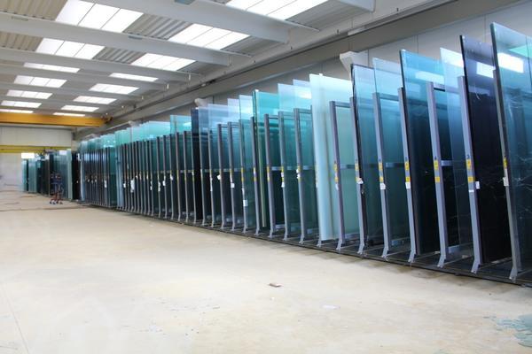 27#3669 Magazzino automatico stoccaggio lastre di vetro