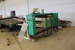 Trapano Drilling drill for Vismara Lissone glass and Forel parcel unloadera scaricatore - Lot 33 (Auction 3669)