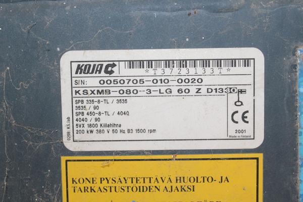 Immagine n. 3 - 36#3669 Impianto ventilazione Ital-Engineering Techint