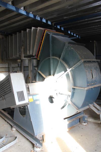Immagine n. 4 - 36#3669 Impianto ventilazione Ital-Engineering Techint