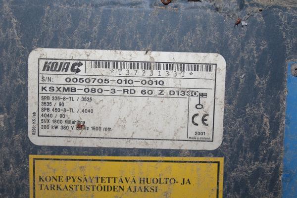 Immagine n. 5 - 36#3669 Impianto ventilazione Ital-Engineering Techint