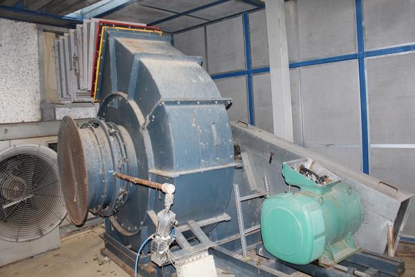 Immagine n. 6 - 36#3669 Impianto ventilazione Ital-Engineering Techint