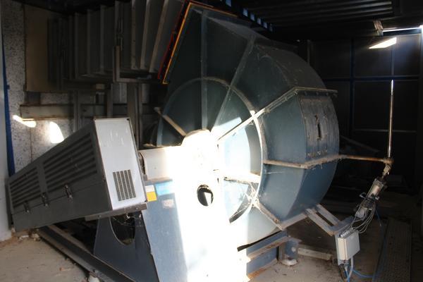Immagine n. 7 - 36#3669 Impianto ventilazione Ital-Engineering Techint