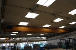 Becherini Sollevamenti overhead travelling crane - Lot 38 (Auction 3669)