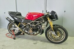 Ducati SBK 851 and Yamaha R7 Advance 750 motorcycles - Lot 0 (Auction 3672)