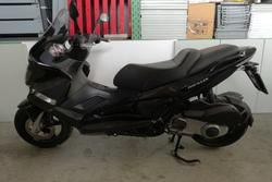 Gilera Nexus 125 cc motorcycle - Lot 10 (Auction 3672)