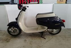 Honda Giorno 50 cc moped - Lot 12 (Auction 3672)