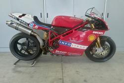 Ducati 916 sps motorcycle - Lot 2 (Auction 3672)