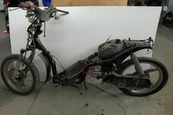 Yamaha WHY 50cc motorcycle spare parts - Lot 37 (Auction 3672)
