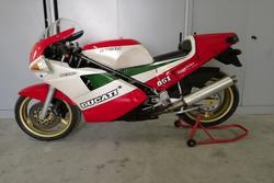 DucatiSBK 851 motorcycle - Lot 5 (Auction 3672)